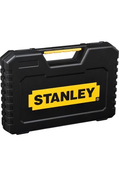 Stanley STA7205 100 Parça Vidalama ve Matkap Uç Seti