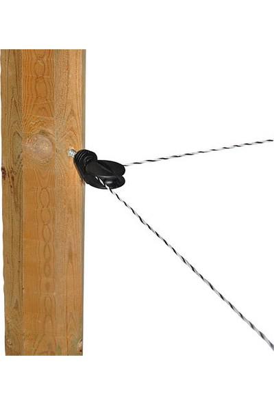 Ako Elektrikli Çit İpi 400mt Politel 9x0,3mm