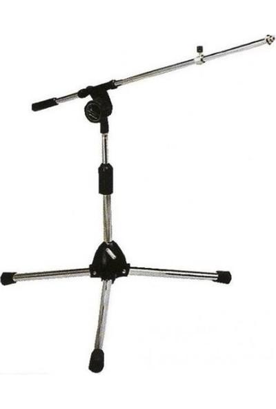 Astron K 512 Mikrofon Standı (Akrobat) Krom, Kısa
