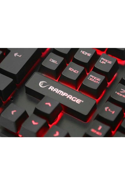 Everest Gaming Pro Set(Işıklı Klavye + Oyuncu Mouse+Pad + Gaming Kulaklık)
