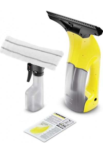 Karcher Wv 1 Plus Cam Temizleme Makinesi Akülü 1 633 014 0