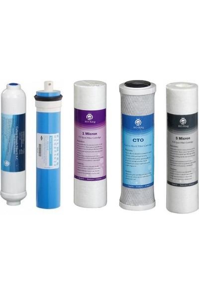 ASB Su Arıtma Filtresi 5 Li