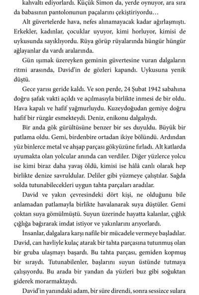 Struma - (İstanbul Açıklarında 72 Gün Boyunca 769 Yahudi'nin Dramı) - Halit Kakınç