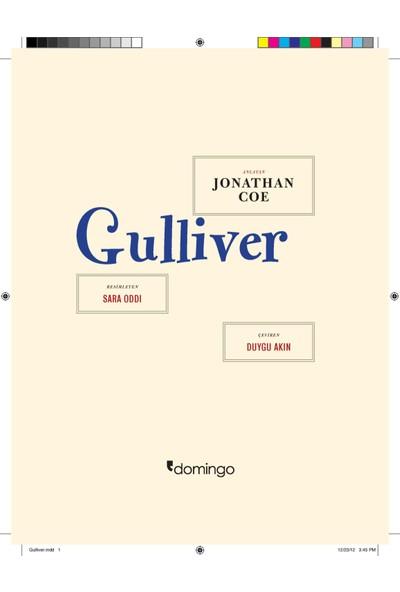 Gulliver (Hepsi Sana Miras Serisi - 1)-Jonathan Coe