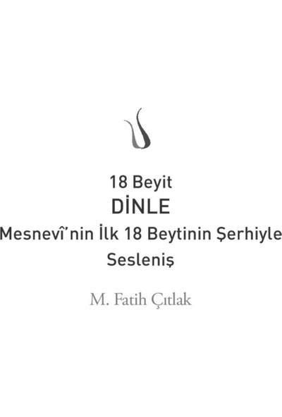 18 Beyit Dinle-M. Fatih Çıtlak