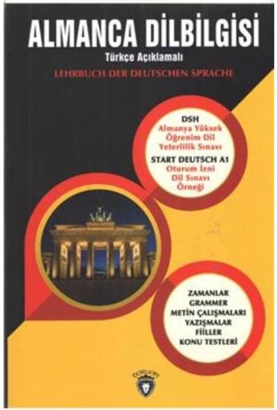 Almanca Dilbilgisi:Türkçe Açıklamalı