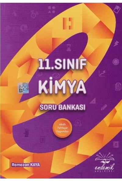 Endemik 11. Sınıf Kimya Soru Bankası