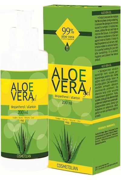 Selmaks Aloe Vera Jel - Cosmetolian 200 Ml