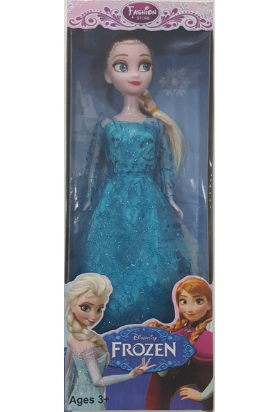 Delen Oyuncak Frozen Elsa Bebek
