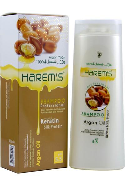 Harems Argan Yağlı Şampuan