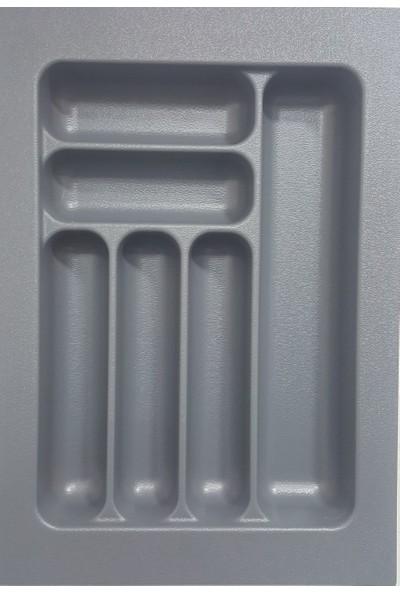 Starax Çekmece İçi Plastik Kaşıklık 34x49 cm S-2283