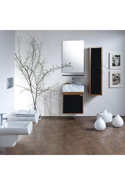 Creavit Mass 50 cm Banyo Dolabı
