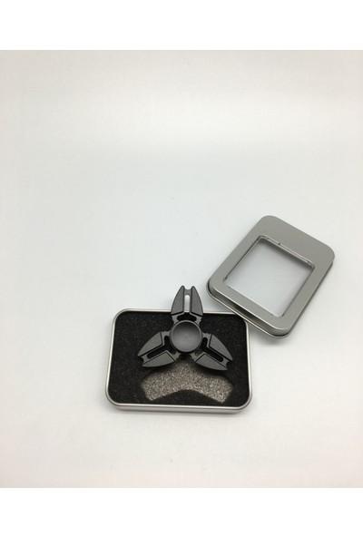 Avr Stres Çarkı Siyah Metal Kare Kutu Avr-009