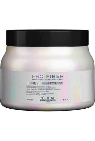 L'Oréal Professionnel Pro Fiber Regenerate Onarıcı Aktivatör Maske 500Ml