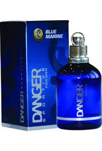 Danger Sportıve Formen Parfüm 125 Ml Blue Marıne