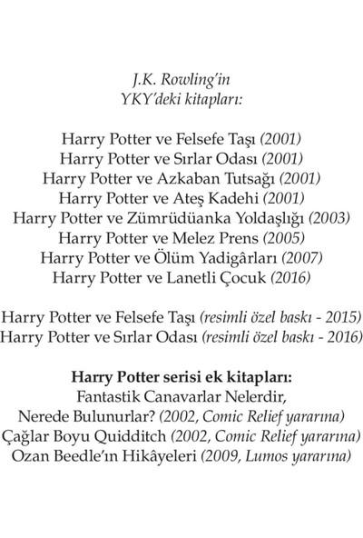 Harry Potter ve Zümrüdüanka Yoldaşlığı - J. K. Rowling