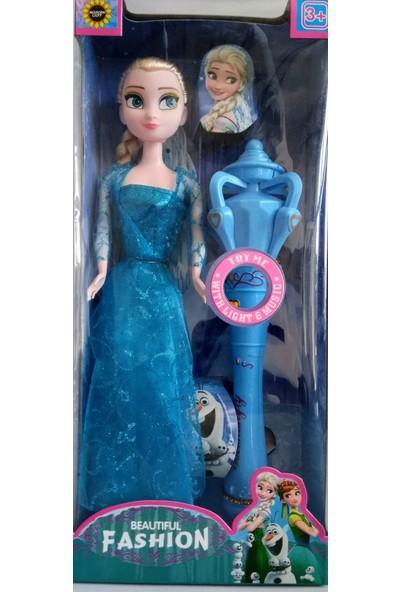 Aydın Oyuncak Karlar Ülkesi Asalı Elsa veya Asalı Anna Sesli Işıklı Kız Oyuncakları