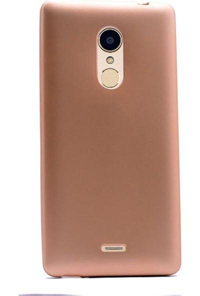Gpack Türk Telekom Tt175 Kılıf Premier Yumuşak Silikon Case Gold