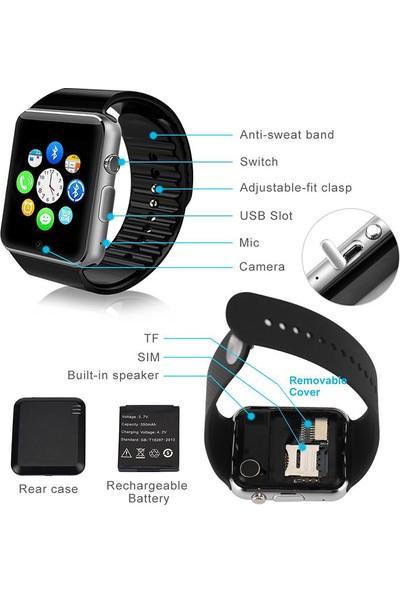 OEM Black Akıllı Saat Siyah