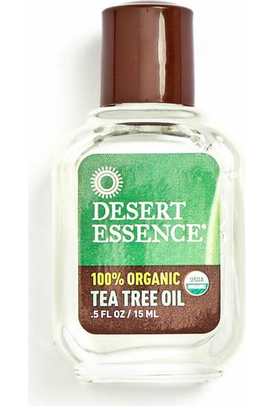 Desert Essence Organik Çay Ağacı Yağı 15 Ml.