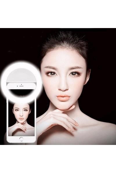 Magic Selfie Özçekim Işığı Led Işıklı Flash Aparatı
