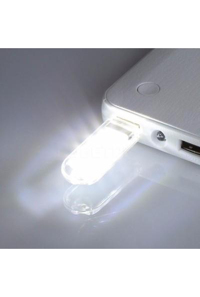Appa Taşınabilir Mini Flash Usb Led Işık Lamba Gece Lambası
