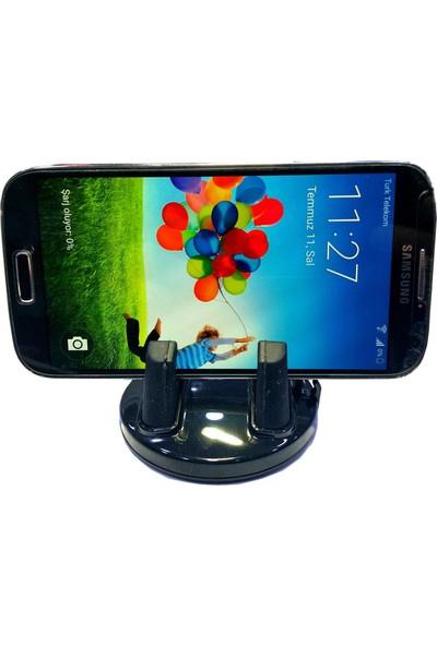 Appa Kaydırmaz Araç Telefon Tutucu Stand Oval Srf-608