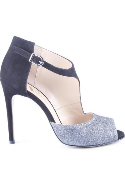 Veyis Usta Simli Yarım Gövde Kadın Vys-Hc-4826 Ayakkabı
