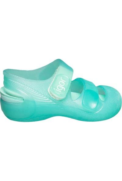 Igor S10110-F21 Mint Unisex Çocuk Sandalet