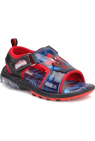 Spiderman Anko Siyah Erkek Çocuk Athletic Ayakkabı