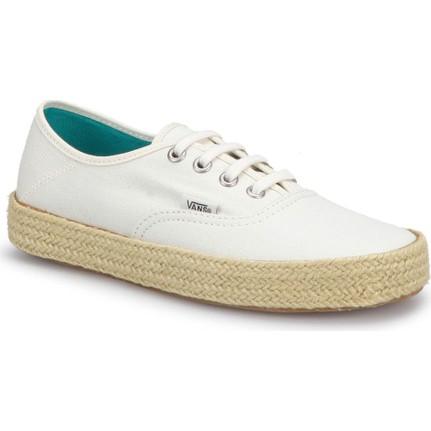 Vans Wm Authentic Esp Krem Kadın Ayakkabı