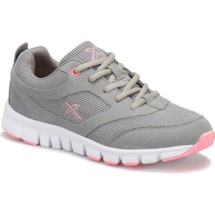 Kinetix Almera W Gri Pembe Bayan Spor Ayakkabı