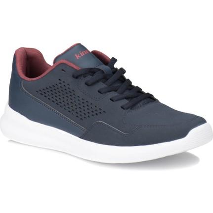Kinetix Carlo Lacivert Erkek Sneaker