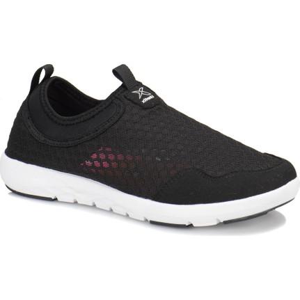 Kinetix Toran W Siyah Kirikbeyaz Kadın Yürüyüş Ayakkabısı