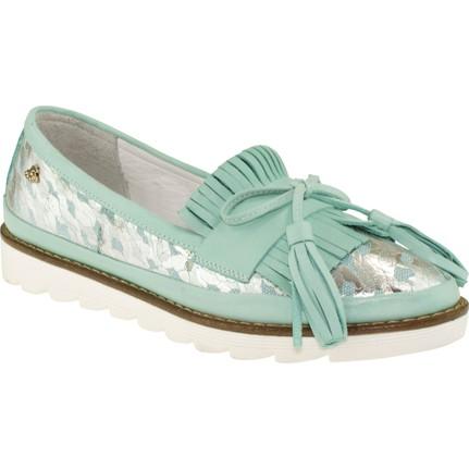 Venüs 123 28701Z-4905-1 Yeşil Kadın Günlük Ayakkabı