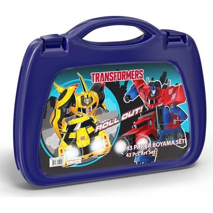 Yaygan Transformers Boyama Seti 43 Parça Fiyatı