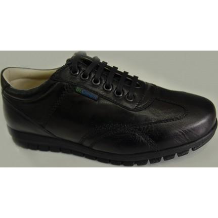 Dr.Comfort Erkek Diyabet Ayakkabısı Deri Dr.9511 Bağcıklı