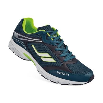 Lescon L4534 Petrol Yürüyüş Koşu Erkek Spor Ayakkabı  Ücretsiz Kargo