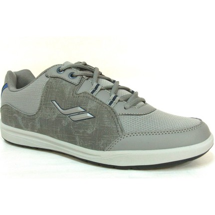 Lescon L4552 Gri Retro Günlük Erkek Spor Ayakkabı