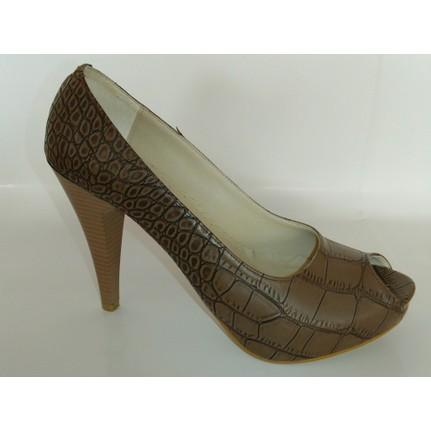 My Stil Vizon Bayan Platform Ayakkabı