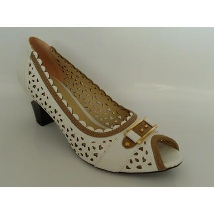 My Zenn 196 Camel Topuklu Kadın Ayakkabı
