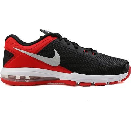 Nike #869633-600 Nike Air Max Full Rıde Tr.15 Erkek Yürüyüş & Koşu Spor Ayakkabı  Siyah