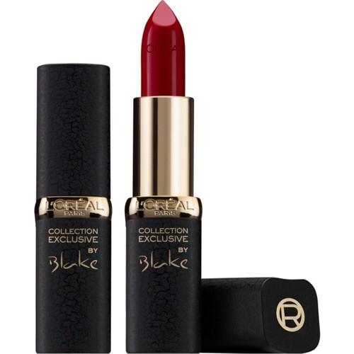 Loreal Paris Color Riche Privee Pure Red CP15 Blake