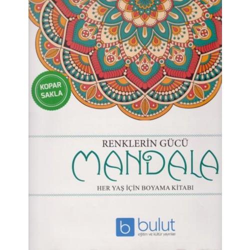 Renklerin Gucu Mandala Her Yas Icin Boyama Kitabi Fiyati