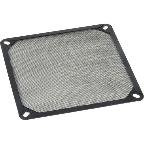 Akasa 14cm Full Aluminyum Temizlenebilir Siyah Fan Filtresi (AK-GRM140-AL01-BK)