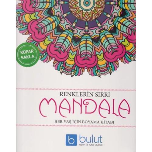 Renklerin Sırrı Mandala Her Yaş Için Boyama Kitabı Fiyatı