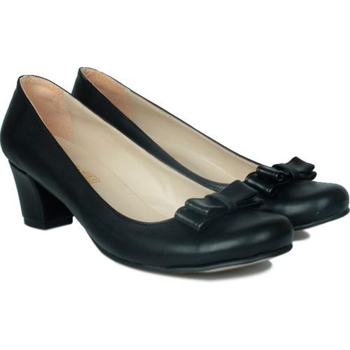 Loggalin 375124 031 014 Kadın Siyah Günlük Ayakkabı