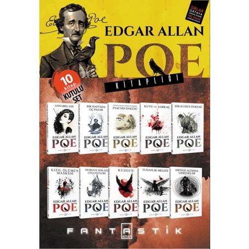 Edgar Allan Poe Set (10 Kitap) - Edgar Allan Poe