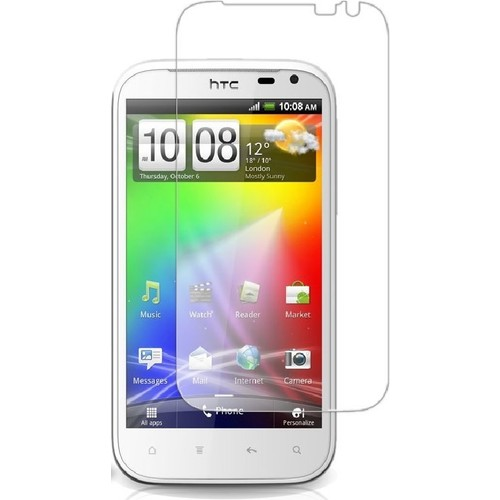 Case 4U HTC Sensation XL Ekran Koruyucu ( Parmak izi bırakmaz )