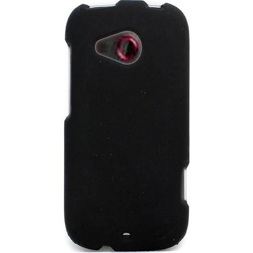 Case 4U HTC Desire C Golf Kapak Siyah